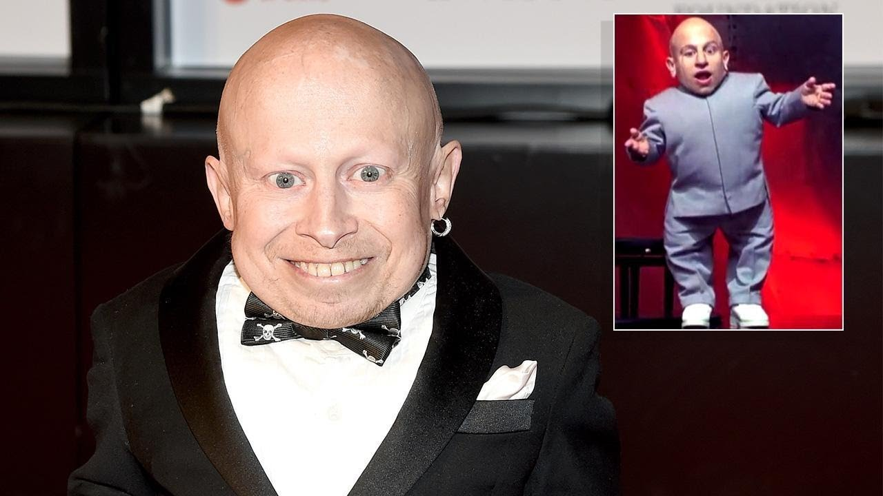 Actor Verne Troyer Who Played Mini Me In Austin Powers Movies Has Died