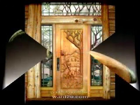Handmade wood carvings real antique wood youtube