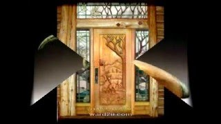 Handmade Wood Carvings - Real Antique Wood