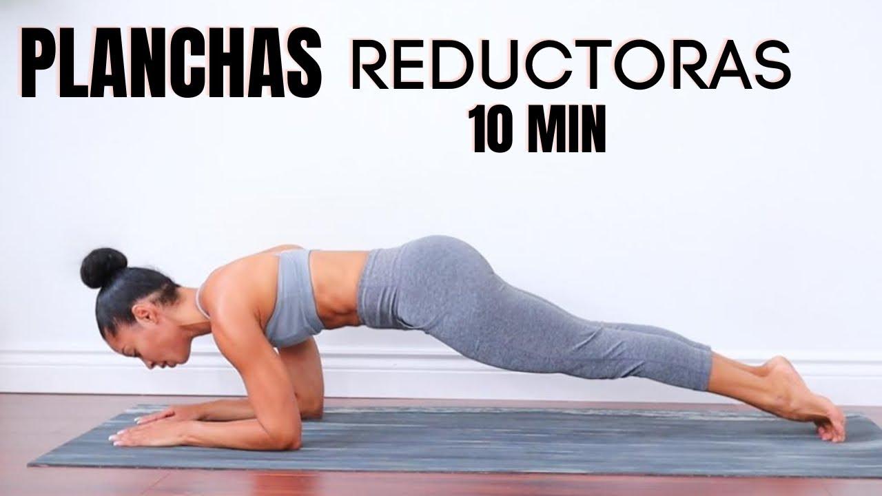 ABDOMEN PLANO EN 7 DIAS   Planchas Abdominales para Reducir abdomen  Lower ab workout