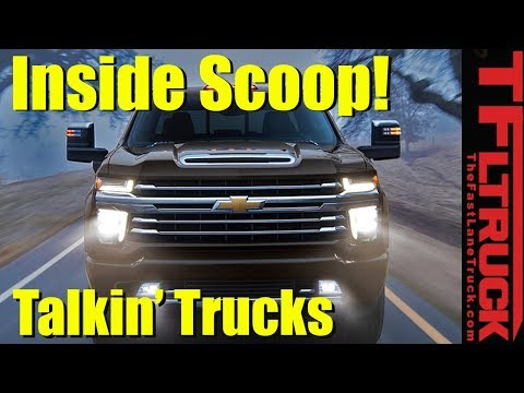 Here's Something You Didn't Know About the 2020 Chevy Silverado HD | Talkin' Trucks #35
