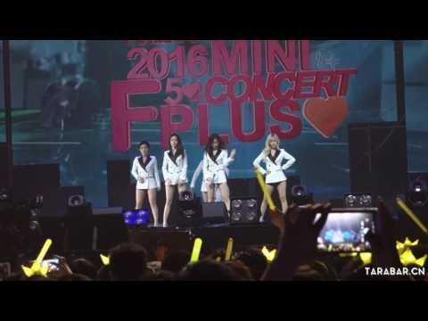 TARABAR.CN 160521 Beijing Yuefan Mini Concert T-ara Full HD Fancam