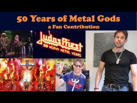 50 Years Of Heavy Metal- A Judas Priest Fan Contribution