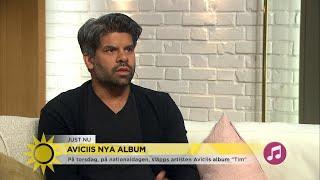 """""""Jag gjorde vad jag tror Avicii hade velat – jag ville göra honom stolt"""" - Nyhetsmorgon (TV4)"""