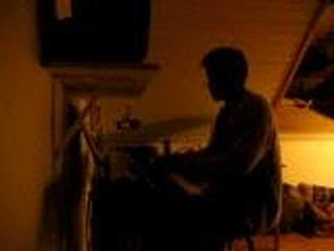 Fender Rhodes Piano Solo on Joe Thomas' Rose in a Concrete W