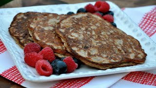 3 Ingredient Pancakes - Gluten Free And Paleo