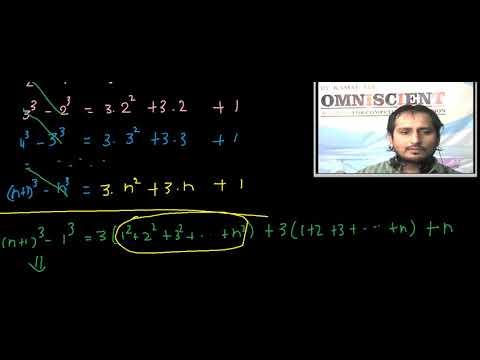 sum of 1st n natural numbers  by KAMAL SIR