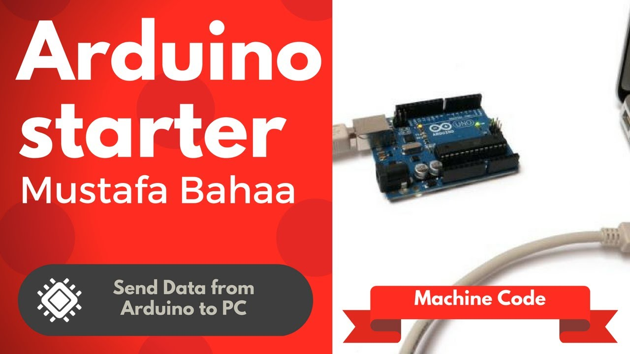 Send Data from Arduino to PC