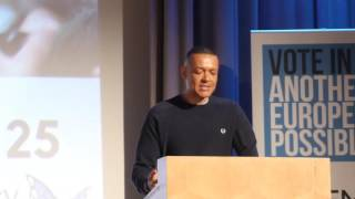 Clive Lewis speech at Another Europe Is Possible
