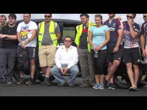 Joe Ellis Trust - Car Pull Event 2014