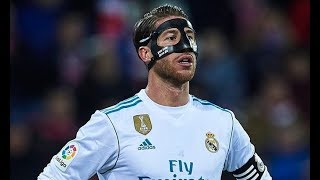 Sergio Ramos Beast ● Crazy Defensive Skills & Goals 2018 |HD|