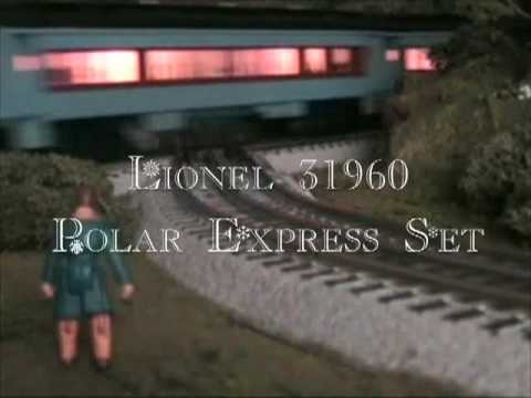 Lionel 31960 Polar Express Train Set from TRAINZ.COM