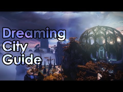 Destiny 2: A Comprehensive Guide to The Dreaming City (Blind Well, Ascendant Challenge, Secrets)