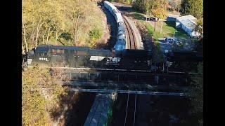 Railfanning Shenandoah Junction West Virginia