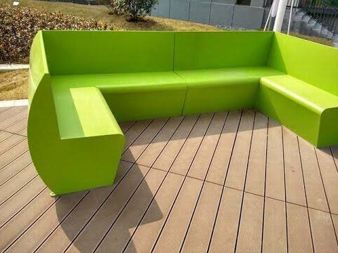 cheap patio floor ideas easy clean