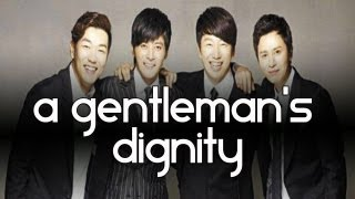 A Gentleman's Dignity 신사의 품격 - TOAD Korean Drama Review