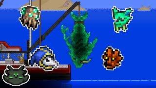 Endgame Boss Themed Houses! | Terraria