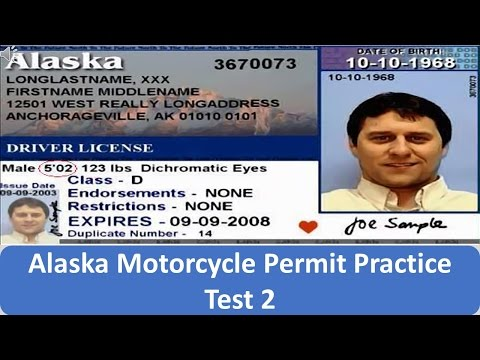 Repeat West Virginia Motorcycle Permit Practice Test 3 by