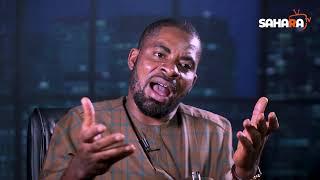 Establishment Of Fulani Radio Confirms Buhari's Plan To Islamize Nigeria - Deji Adeyanju