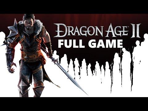 Dragon Age 2 Full Walkthrough Gameplay - No Commentary (PC Longplay)