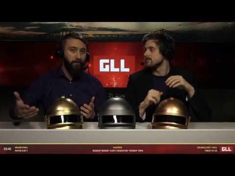 GLL Grand Final - Match 6 / 7 - Casting by Forsen & Boogie