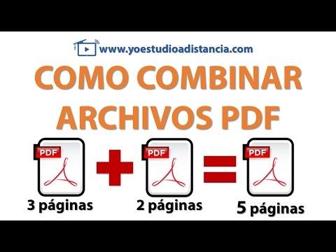 como-unir-o-combinar-varios-archivos-pdf