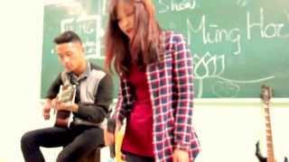 [AOF Guitar Club] Đồng xanh (NDT93 & Linh Xuxu)
