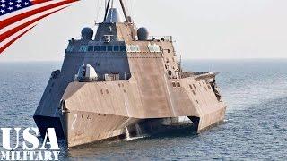 沿海域戦闘艦 (LCS) フリーダム級・インディペンデンス級 - Littoral Combat Ship (LCS) Freedom-class & Independence-class