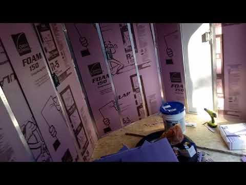 Cargo trailer insulation update