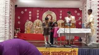 AA01 Durga Puja Frankfurt 2013 : Rishi & Rymo