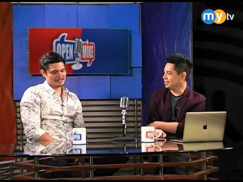 OPEN MIKE with Dingdong Dantes (Sep 7 2015)