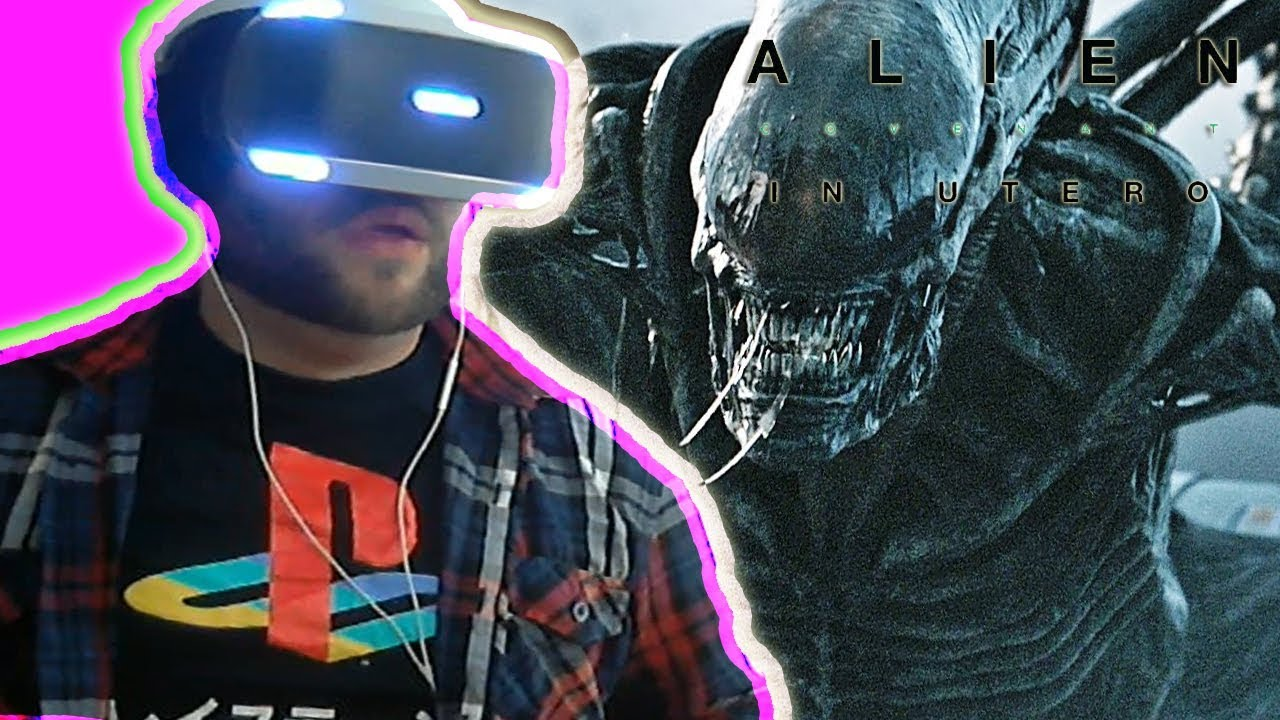 Download Alien Covenant In Utero A Cinematic VR Experience ( PlayStation 4 Virtual Reality)
