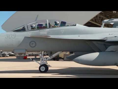 U.S. Navy Attack Squadron Hones Skills