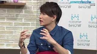 Dalmatian's Favorite Korean Food! (the Gurupop Show Ep3 Highlight)