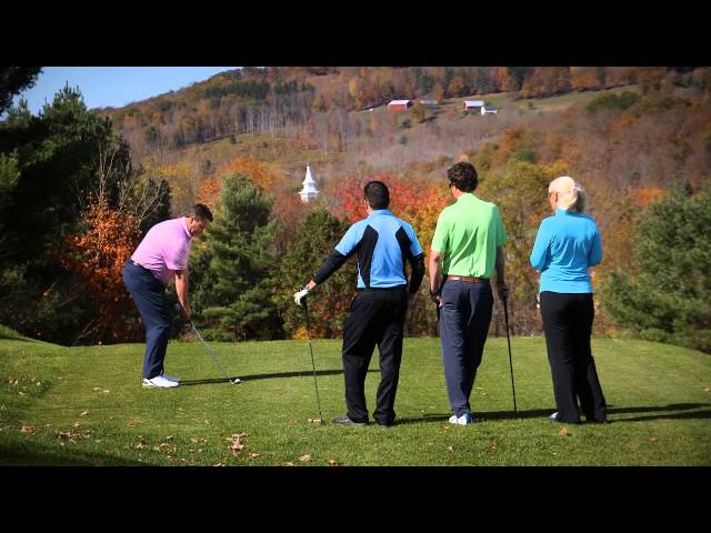 Golf Vacations in the Great Northern Catskills | Greene County, NY