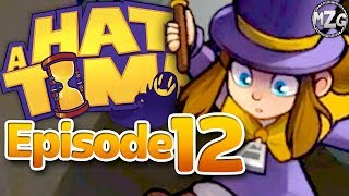 Climbing the windmill! - a hat in time gameplay - episode 12