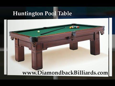 Huntington Pool Table  480-792-1115 For Options & Pricing