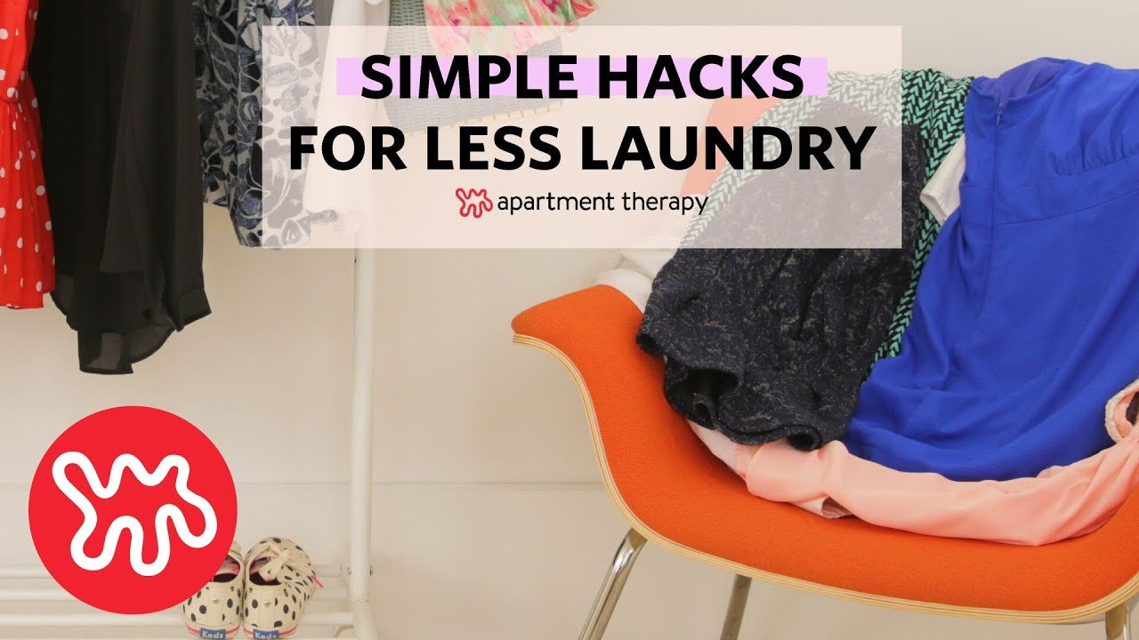 Laundry Hacks | Apartment Therapy