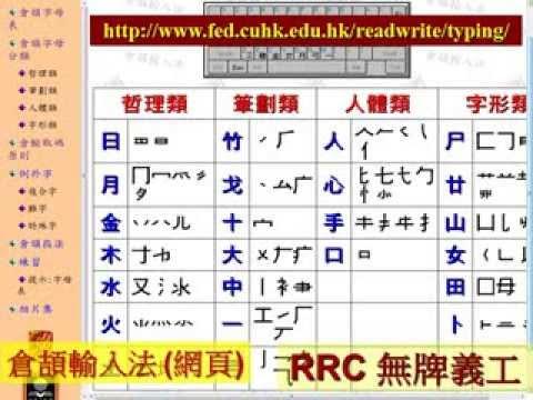 百資繁體中文輸入法(注音,倉頡,速成,手寫) | FunnyCat.TV