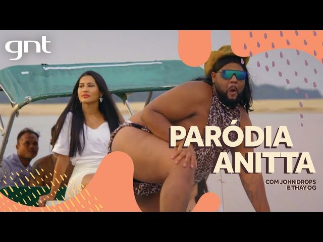 Paródia 'Is That For Me' Anitta - John Drops e Thaynara OG   Minha Vida é Kiu