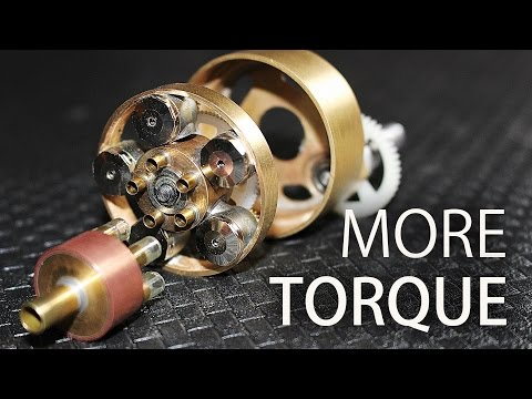 Making The 5 Turbine Motor More Powerful!