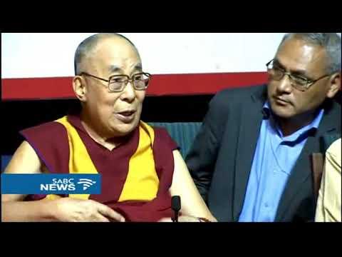 Dalai Lama halts Botswana visit