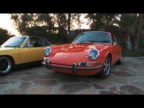 The Ventura Show presents Santa Monica Mountain Porsche Run