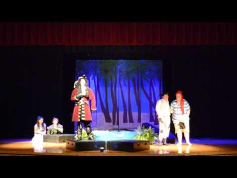 Peter Pan and Wendy | LHS Pioneer Drama (Scene 4)