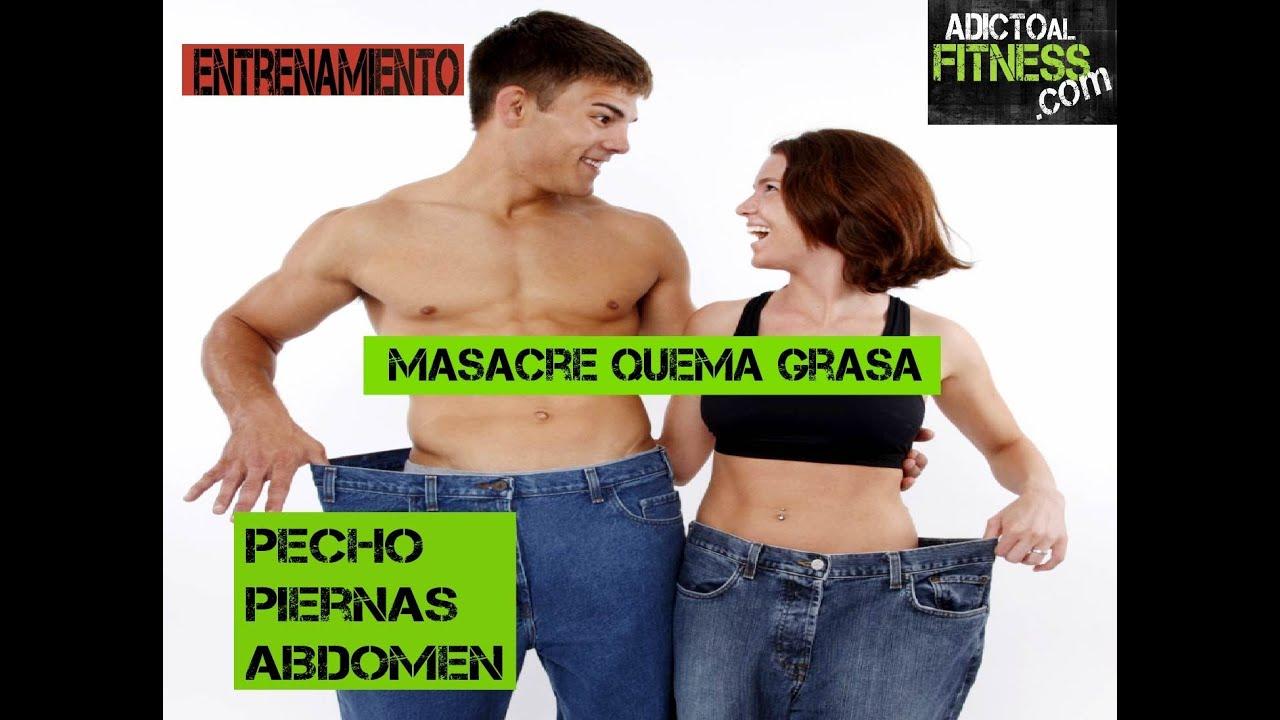 Circuito Quema Grasa Mujeres : Circuito quema grasa funcional rutina para definición