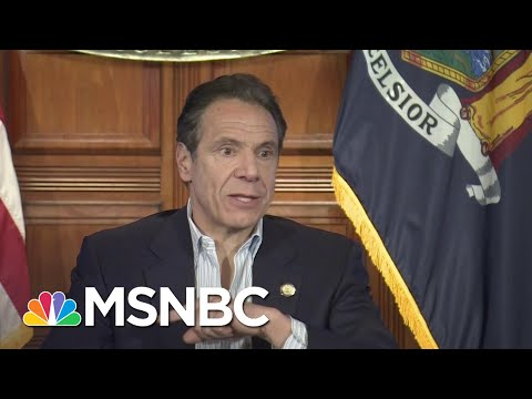 Gov. Cuomo Expands Coronavirus Testing Criteria To Include Front Line Workers | MSNBC