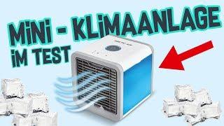 Klimaanlage Mobil im Test ❄️ (GÜNSTIG + TOP)