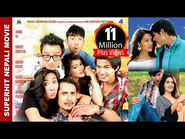 "New Nepali Movie - ""GAJALU"" FULL MOVIE 