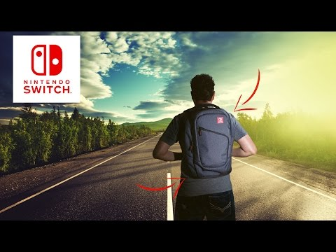 The ULTIMATE Nintendo Switch Backpack + Accessories