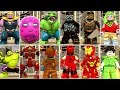 LEGO Marvel Super Heroes 2 All DLC Characters mp3